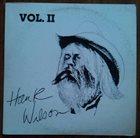 LEON RUSSELL Hank Wilson Vol. II album cover
