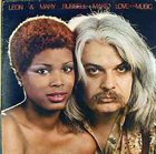LEON RUSSELL Leon & Mary Russell : Make Love To The Music album cover