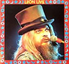 LEON RUSSELL Leon Live album cover