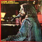 LEON RUSSELL Leon Live!? At The Long Beach Arena album cover