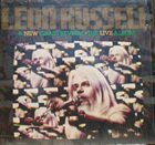 LEON RUSSELL Leon Russell & New Grass Revival : The Live Album album cover