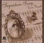 LEON RUSSELL Signature Songs album cover