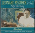 LEONARD FEATHER Night Blooming album cover
