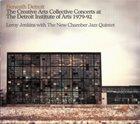 LEROY JENKINS Beneath Detroit. The Creative Arts Collective Concert At The Detroit Institute Of Arts, 1979-92 album cover