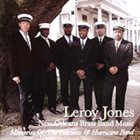 LEROY JONES New Orleans Brass Band Music - Memories of the Fairview & Hurricane Band album cover