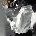 LEROY JONES Props for Pops album cover