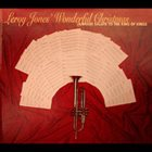 LEROY JONES Wonderful Christmas - A Brass Salute To The King Of Kings album cover
