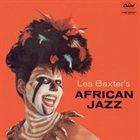 LES BAXTER African Jazz album cover