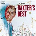 LES BAXTER Baxter's Best album cover
