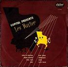 LES BAXTER Capitol Presents Les Baxter album cover