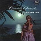 LES BAXTER Caribbean Moonlight album cover