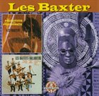 LES BAXTER Primitive and Passionate / Les Baxter Balladeers album cover