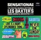 LES BAXTER Sensational! album cover