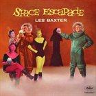 LES BAXTER Space Escapade album cover