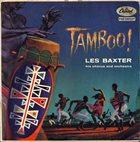 LES BAXTER Tamboo! Album Cover