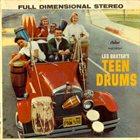 LES BAXTER Teen Drums album cover