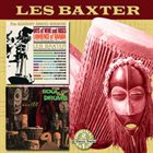 LES BAXTER The Academy Award Winners / The Soul of the Drums album cover