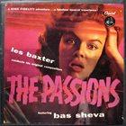 LES BAXTER The Passions album cover
