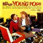 LES BAXTER Young Pops album cover