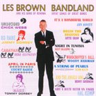 LES BROWN Bandland: Great Songs of Great Bands album cover