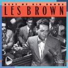 LES BROWN Best of Big Bands: Les Brown album cover