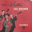 LES BROWN Classics In Rhythm album cover