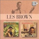 LES BROWN Dance to South Pacific / The Les Brown Story album cover