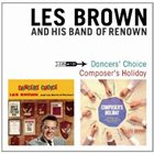 LES BROWN Dancer's Choice/Composer's Holiday album cover
