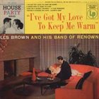 LES BROWN I've Got My Love to Keep Me Warm album cover