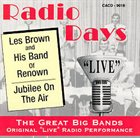 LES BROWN Jubilee on the Air album cover