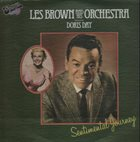 LES BROWN Les Brown And His Orchestra, Doris Day : Sentimental Journey album cover