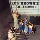 LES BROWN Les Brown's in Town album cover