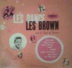 LES BROWN Le's Dance album cover
