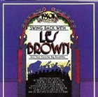 LES BROWN Swing Back With Les Brown album cover