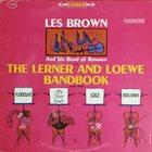LES BROWN The Lerner and Loewe Bandbook album cover