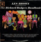 LES BROWN The Richard Rodgers Bandbook album cover