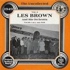 LES BROWN The Uncollected Les Brown And His Orchestra 1949 , Vol.3 album cover