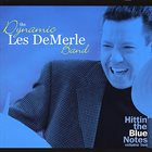 LES DEMERLE Hittin the Blue Notes, Vol. 2 album cover