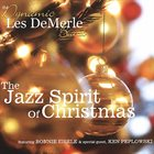 LES DEMERLE Jazz Spirit of Christmas album cover