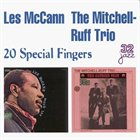 LES MCCANN 20 Special Fingers (with Mitchell-Ruff Trio) album cover