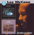 LES MCCANN Another Beginning / Hustle to Survive album cover