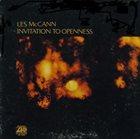 LES MCCANN — Invitation to Openness album cover