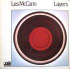 LES MCCANN Layers album cover