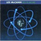LES MCCANN Les Is More album cover