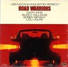 LES MCCANN Les McCann / Houston Person : Road Warriors album cover