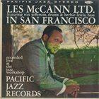 LES MCCANN Les McCann Ltd. In San Francisco album cover