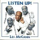 LES MCCANN Listen Up! album cover