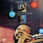 LES MCCANN Live at Montreux album cover