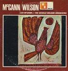 LES MCCANN McCann / Wilson (aka The Wailers) album cover