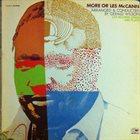LES MCCANN More Or Les McCann album cover